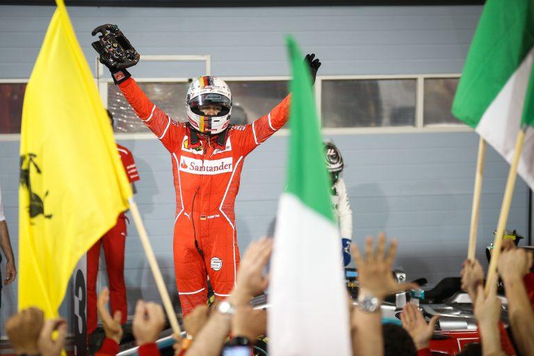 F1 Bahrain Grand-Prix 2017