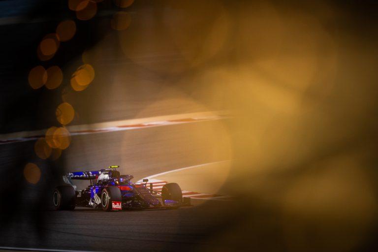 F1 Bahrain Grand-Prix 2019