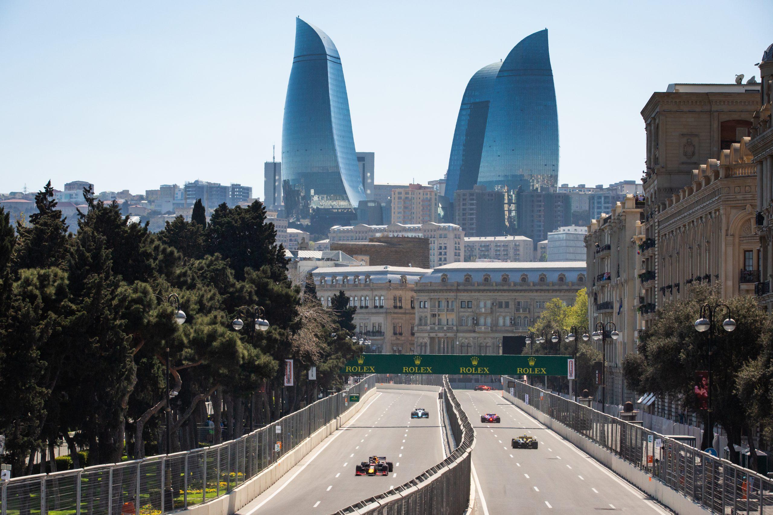 F1 – GRAND PRIX – AZERBAIJAN 2019