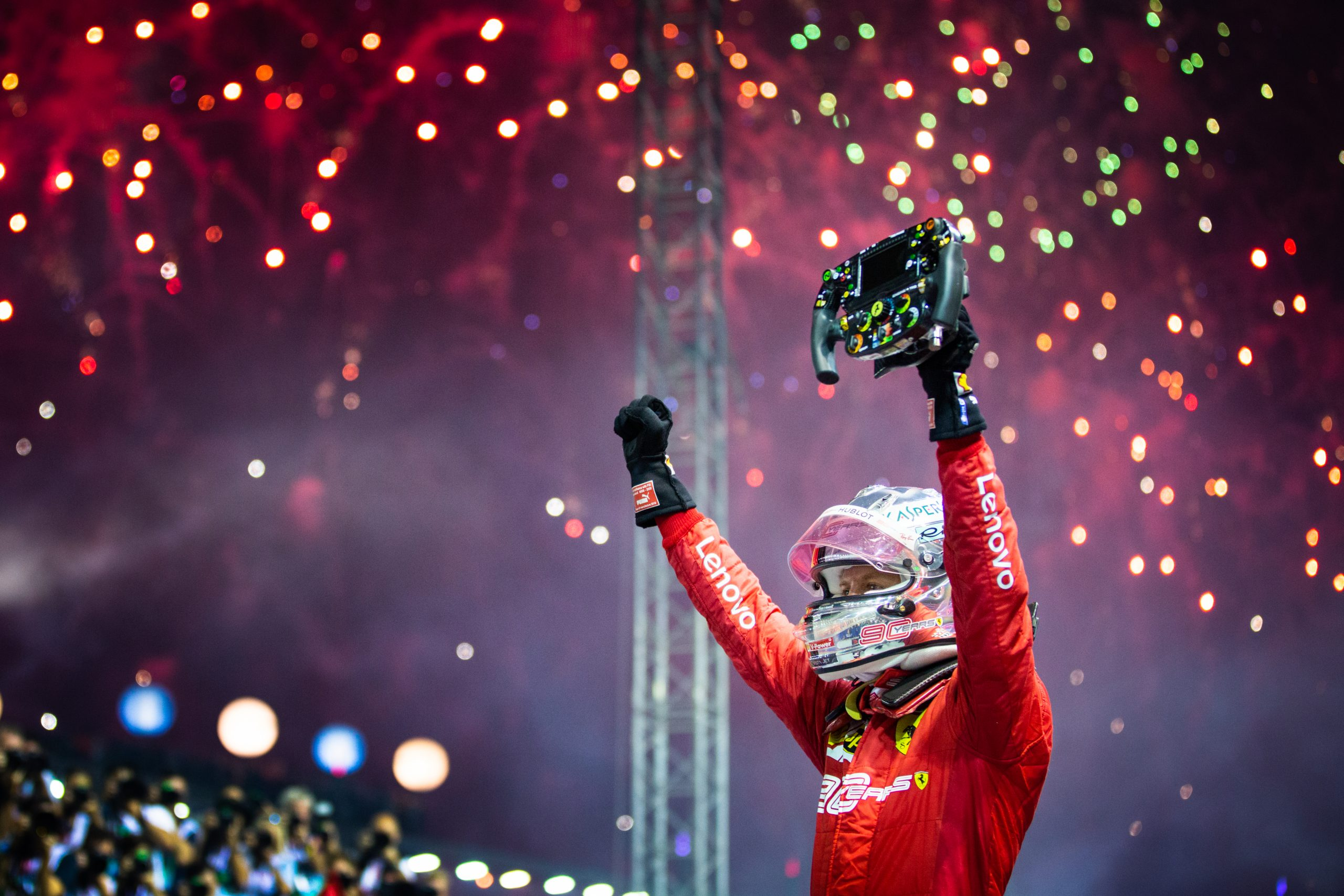 F1 – SINGAPORE GRAND PRIX 2019