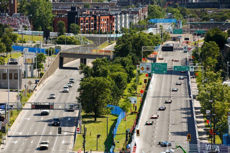 Formula E : Montréal e-Prix 2017