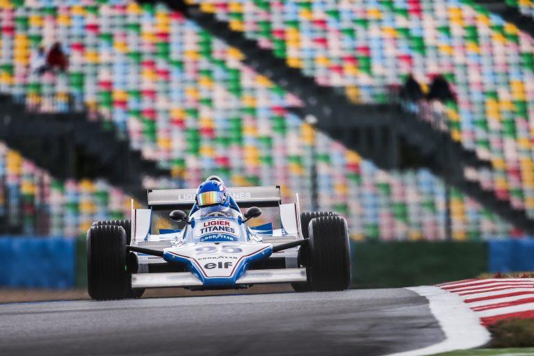 Grand-Prix de France Historique 2017