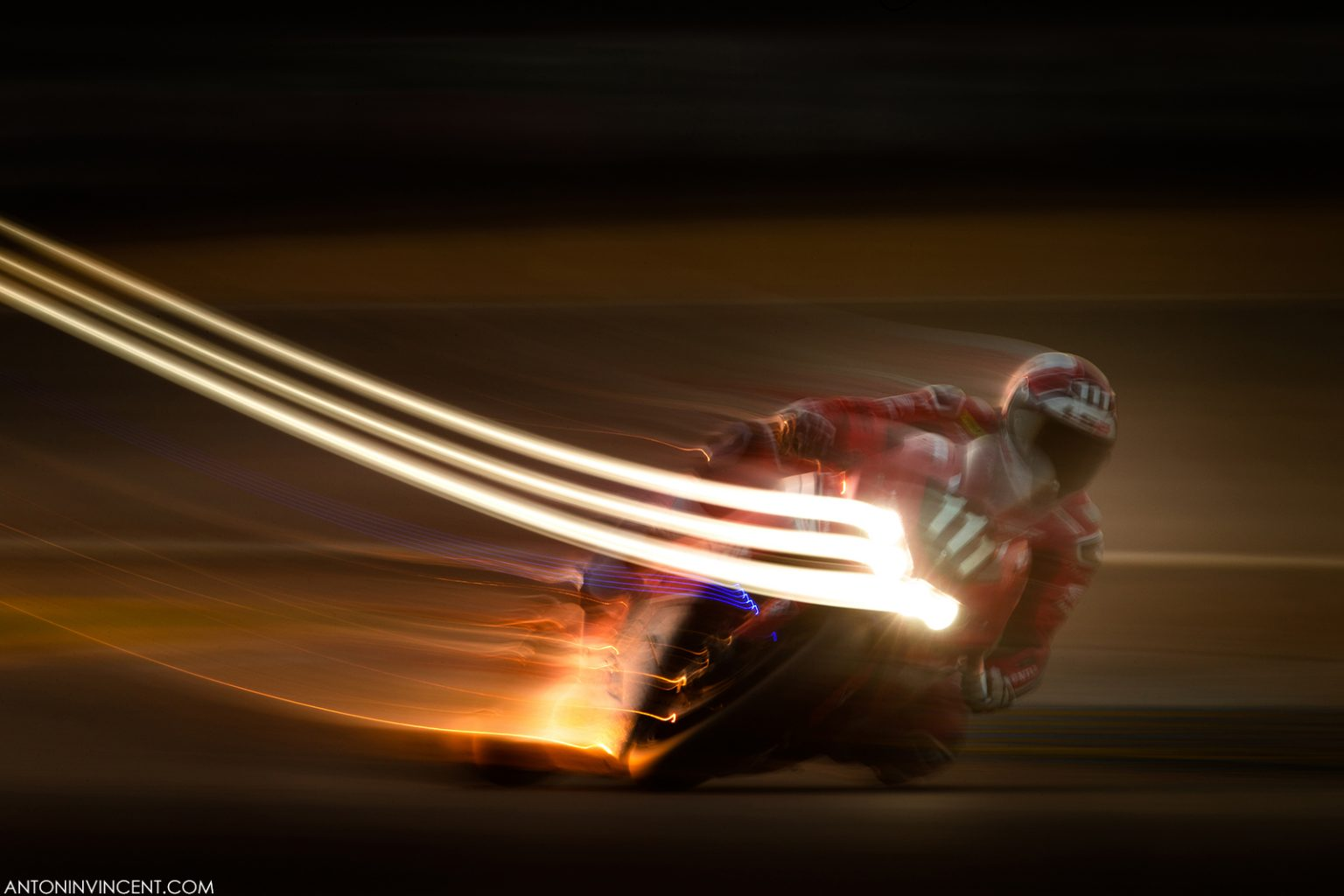 #111 Honda Endurance Racing (GBR) BIKE : Honda CB R1000 RR CATEGORY : EWC RIDERS : GIMBERT Sebastien (FRA) HERNANDEZ Yonny (COL) DE PUNIET Randy * (FRA)