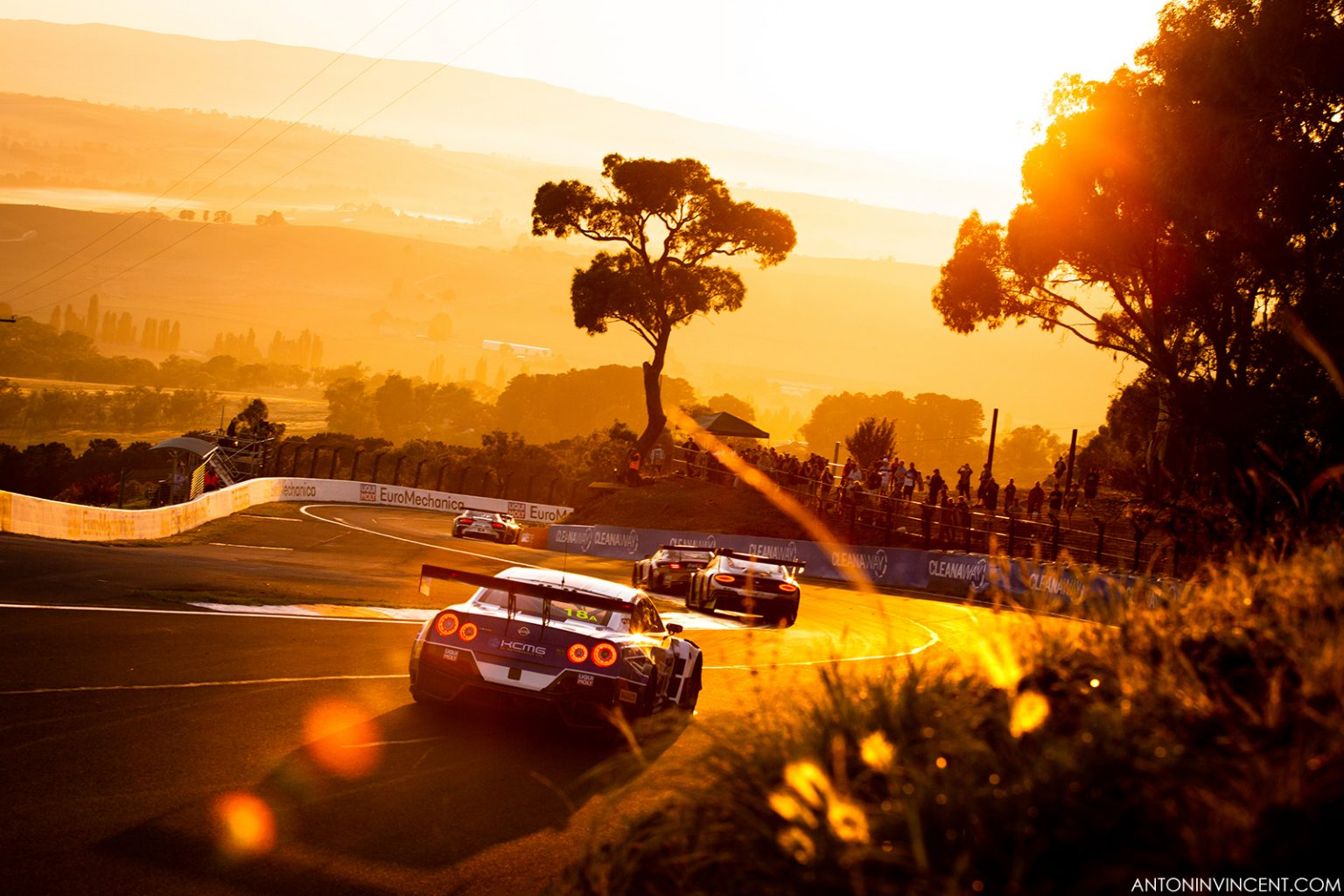 During the 2019 Bathurst 12 Hour, from February 1st to 3rd - Photo Antonin Vincent.