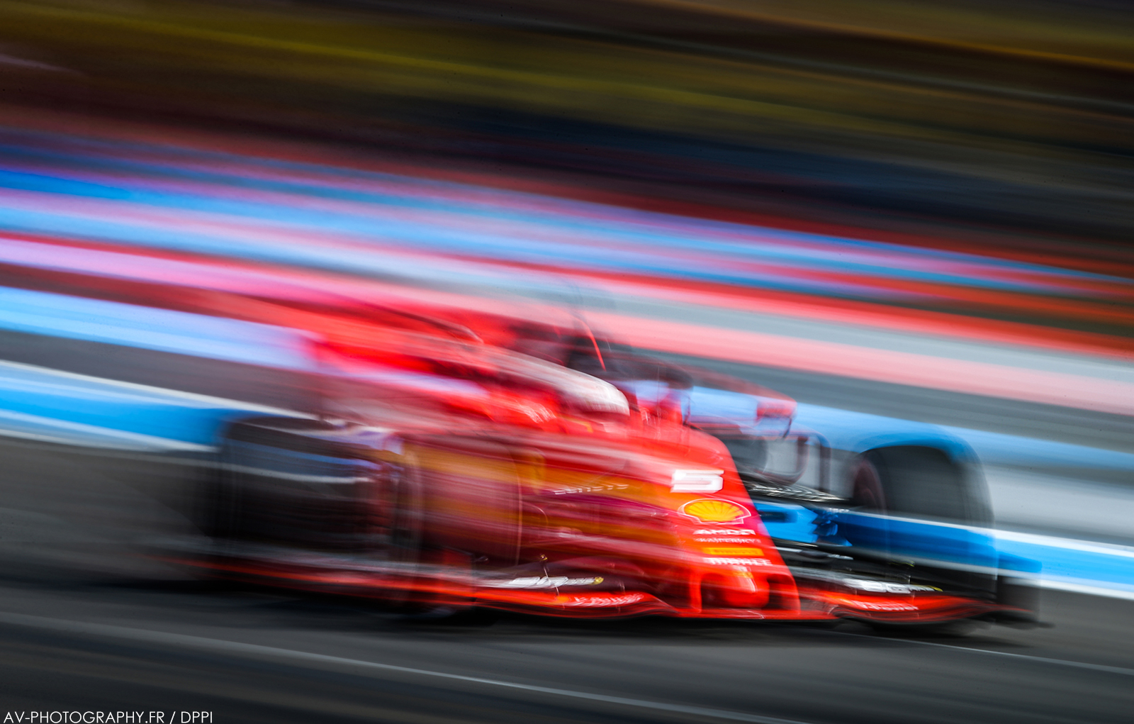 F1 – FRANCE GRAND PRIX RACE – 2019