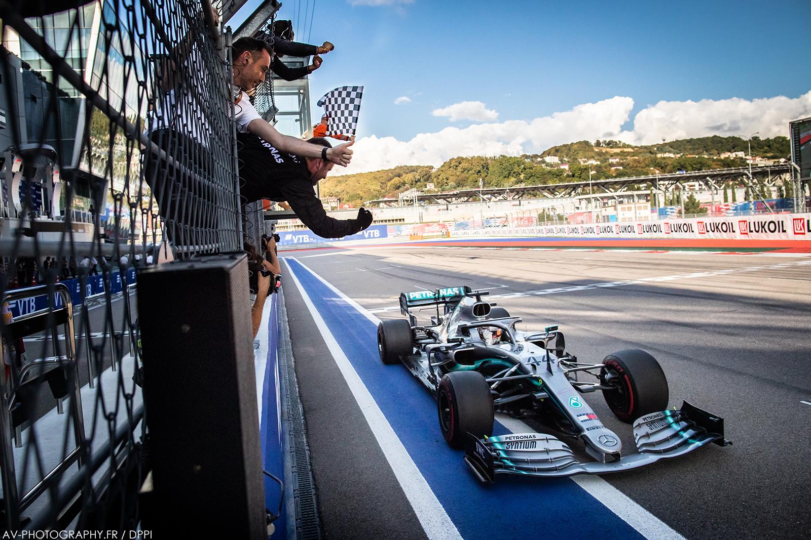 F1 – RUSSIAN GRAND PRIX 2019