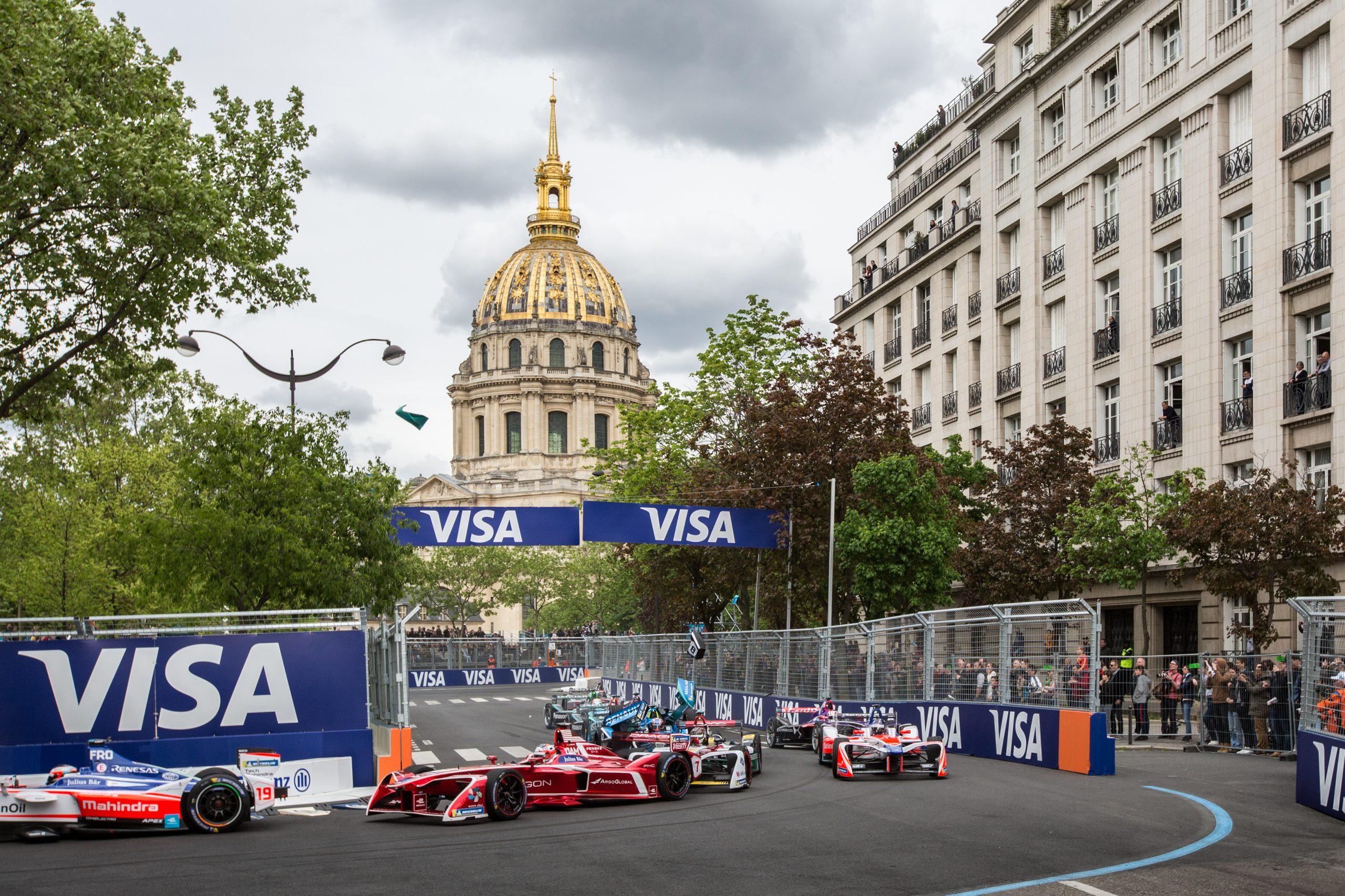 AUTO – FORMULA E PARIS 2018
