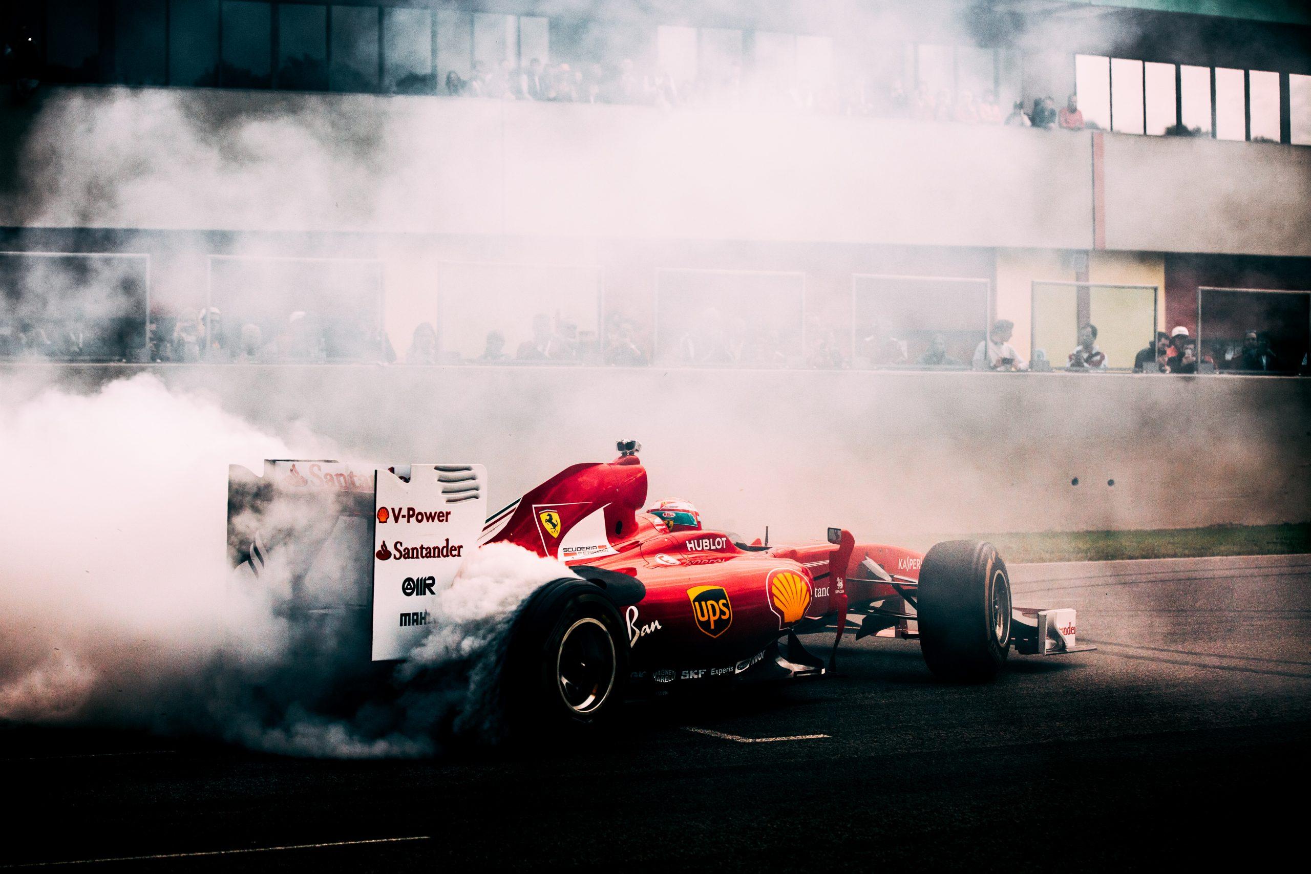 Ferrari Finali Mondiali 2017
