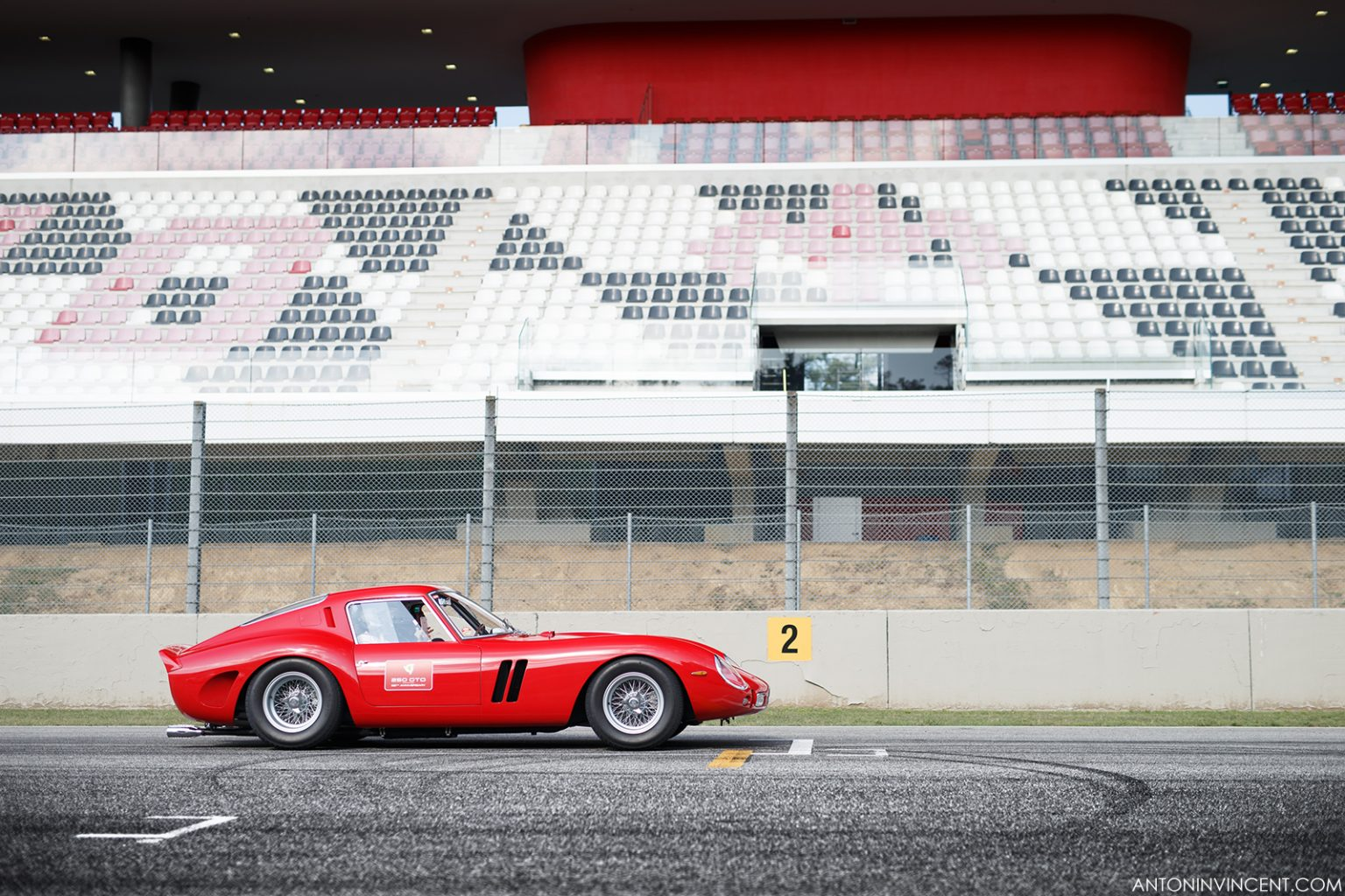 During the 250 GTO 55th Anniversary Tour, the 27 September 2017. Photo : Antonin Vincent.