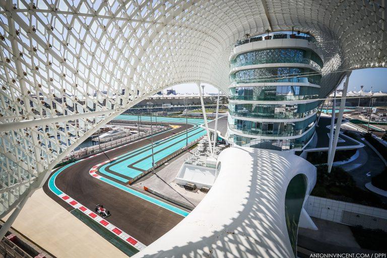 F1 Abu Dhabi Grand-Prix 2020