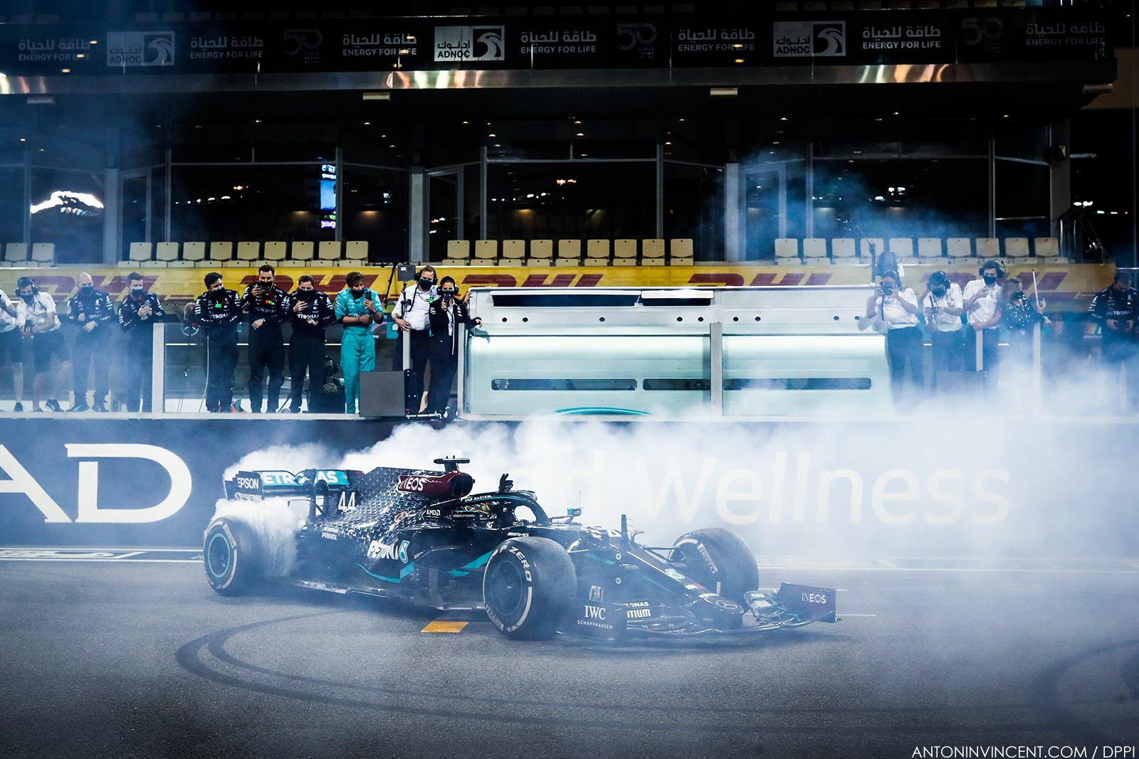 F1 – ABU DHABI GRAND PRIX 2020 – RACE