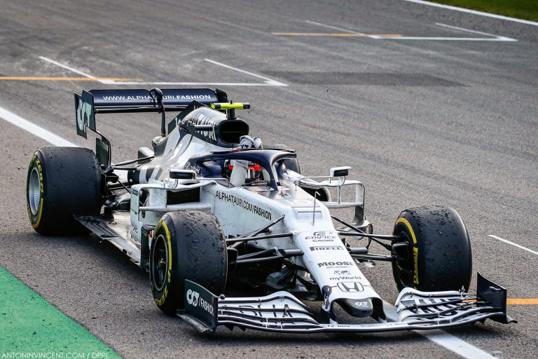 F1 Italian Grand-Prix 2020