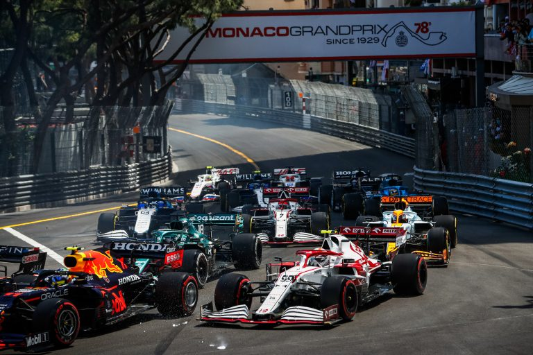 F1 Monaco Grand-Prix 2021