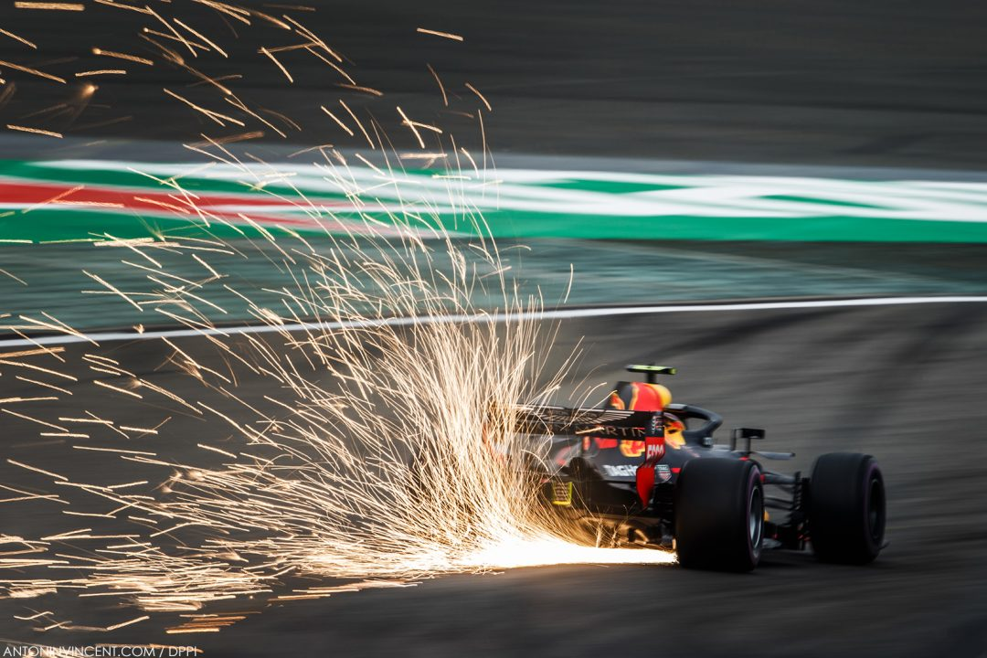 33 VERSTAPPEN Max (nld), Aston Martin Red Bull Tag Heuer RB14, action during 2018 Formula 1 FIA world championship, China Grand Prix, at Shanghai from April 12 to 15 - Photo Antonin Vincent / DPPI