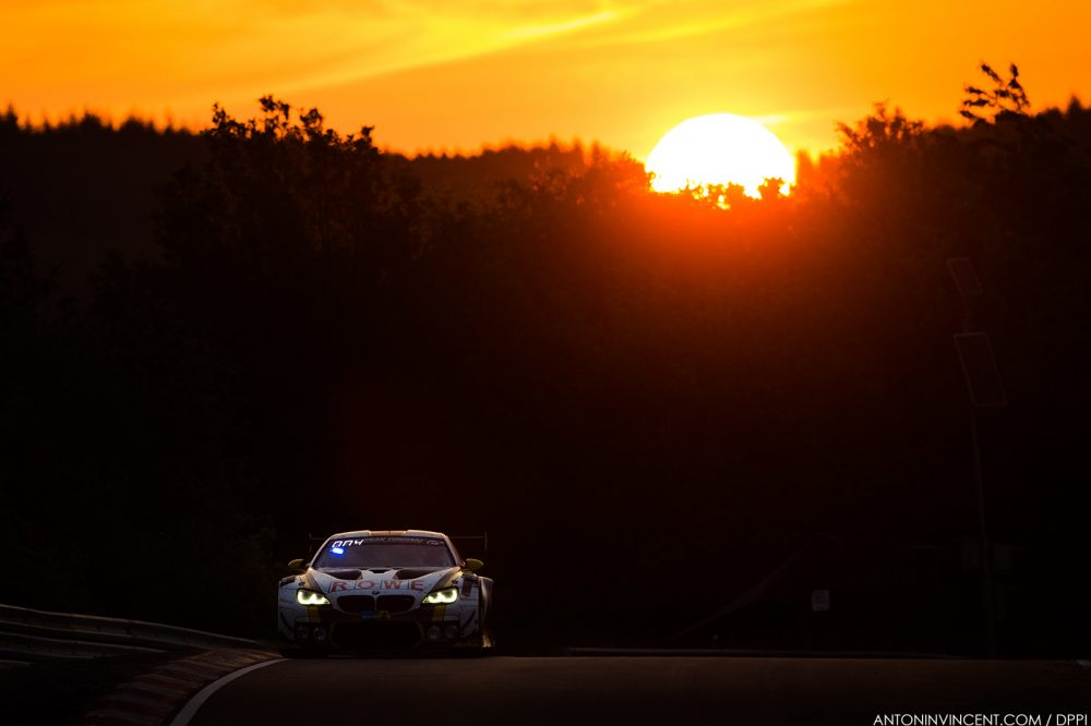 99 ENG Philipp, SIMS Alexander, MARTIN Maxime, BASSENG Marc, ROWE Racing BMW M6 GT3, action during the 2017 ADAC Zurich 24 Hours of Nurburgring, Germany from May 25 to 28 - Photo Antonin Vincent / DPPI