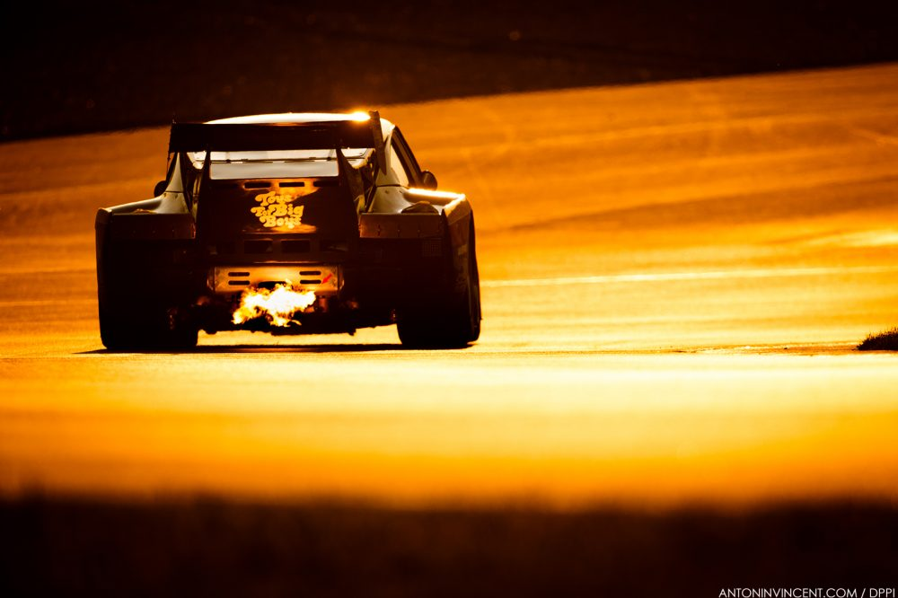 38 MERLIN (fra), Porsche 935 K3 1977, action   during the 2018 Le Mans Classic, France from July 6 to 8, at Le Mans - Photo Antonin Vincent / DPPI