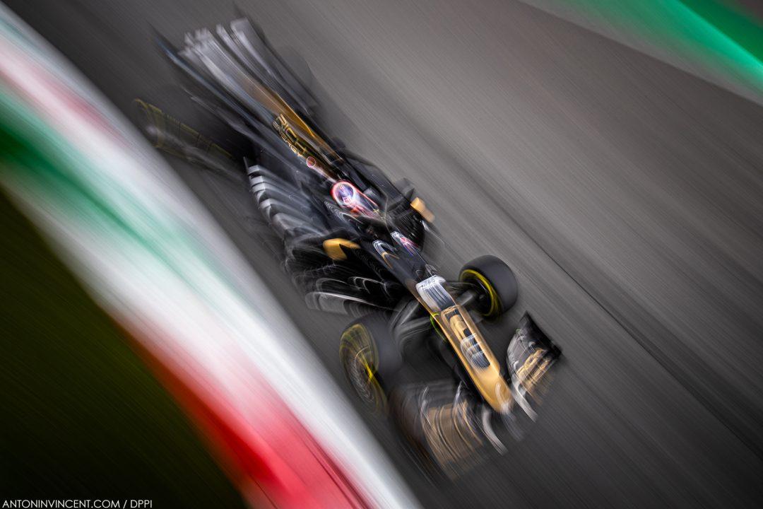 08 GROSJEAN Romain (fra), Haas F1 Team VF-19 Ferrari, action during 2019 Formula 1 FIA world championship, Italy Grand Prix, at Monza from september 5 to 9  - Photo Antonin Vincent / DPPI