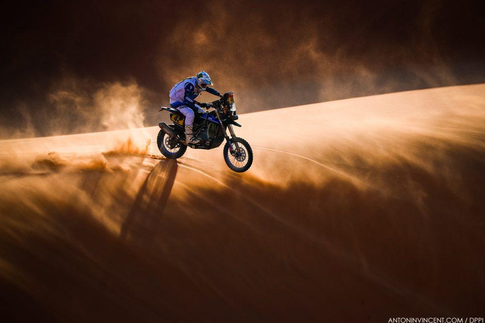 42 Van Beveren Adrien (fra), Yamaha, Monster Energy Yamaha Rally Team, Moto, Bike, action during the 3rd stage of the Dakar 2021 between Wadi Al Dawasir and Wadi Al Dawasir, in Saudi Arabia on January 5, 2021 - Photo Antonin Vincent / DPPI