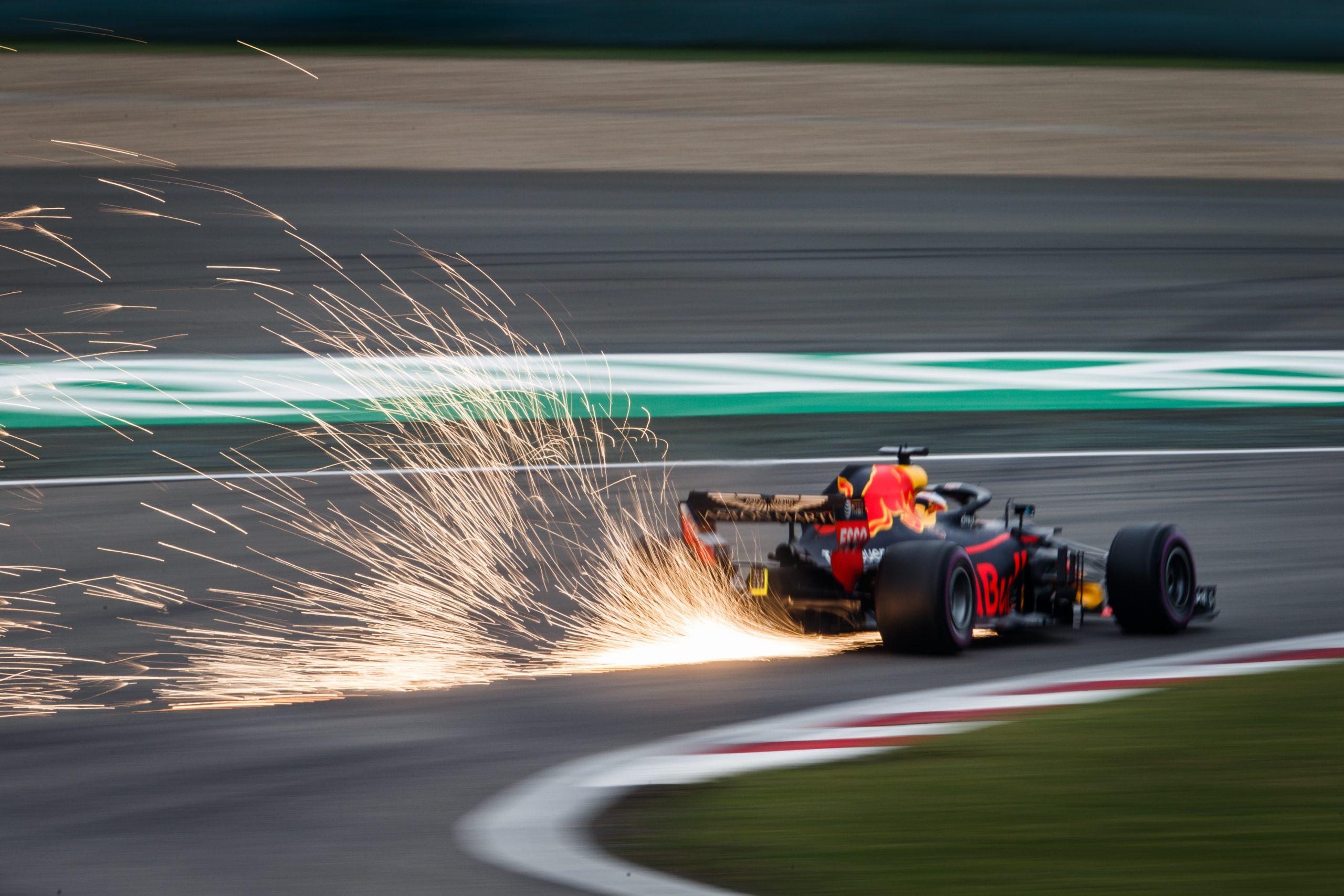 F1 – CHINA GRAND PRIX 2018