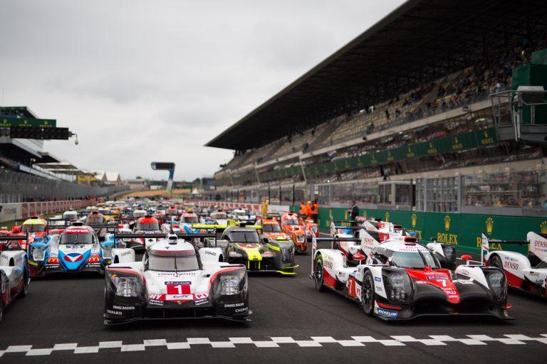 Test Day 24 Heures du Mans 2017