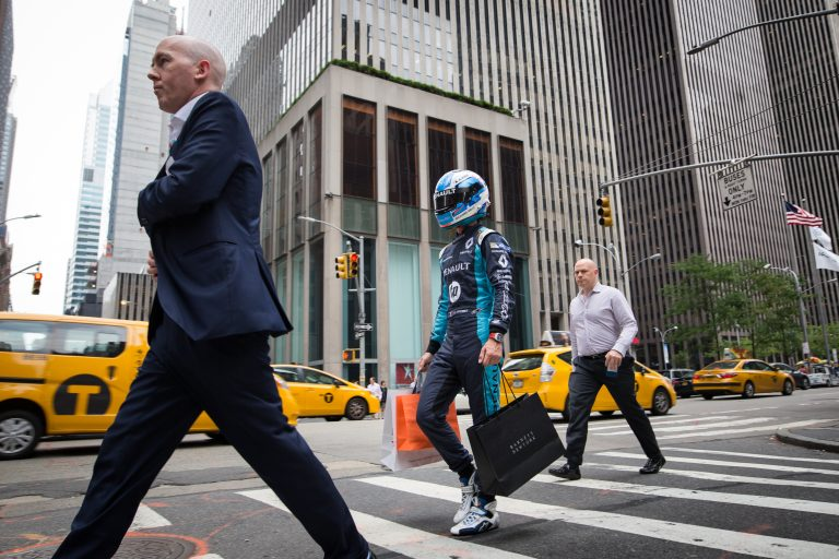 Formula E : New-York e-Prix 2017