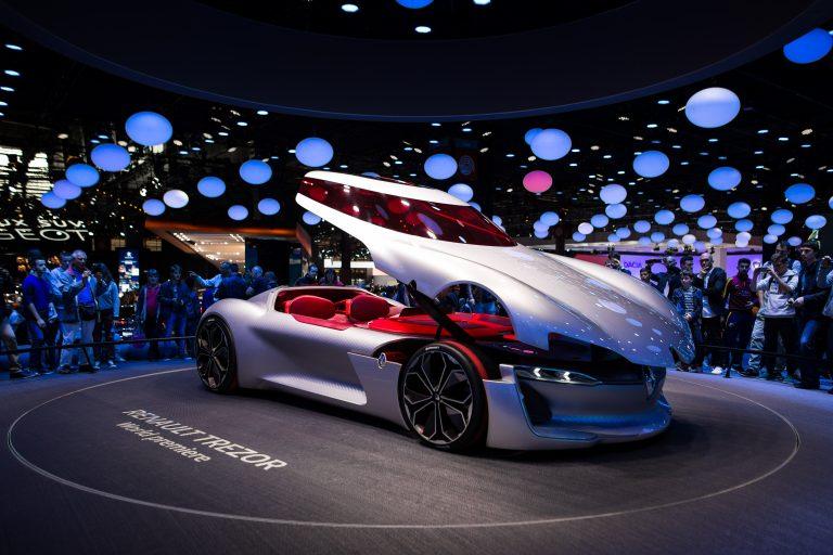 Mondial de l'automobile, Paris, 2016