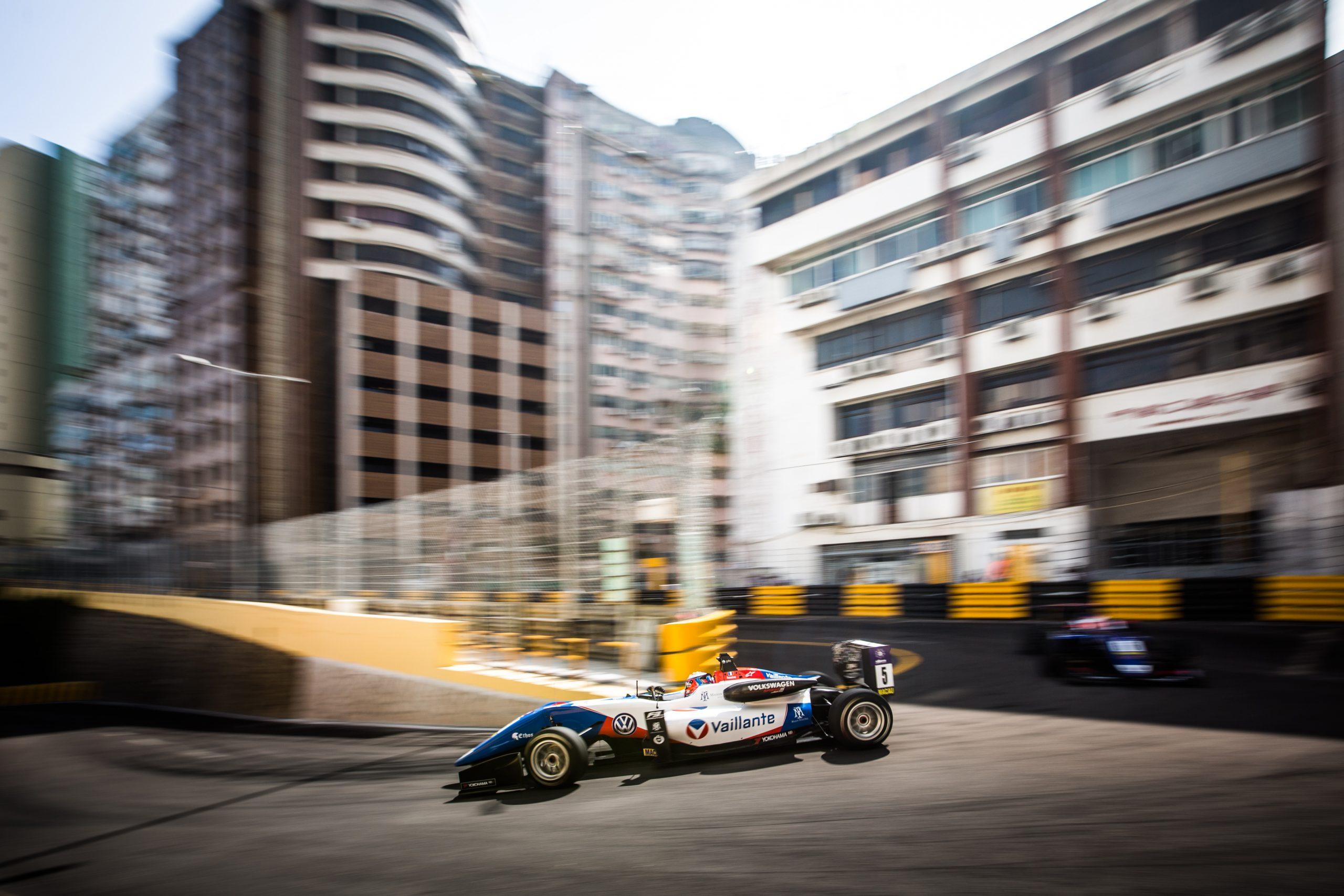 Macau Grand-Prix 2017