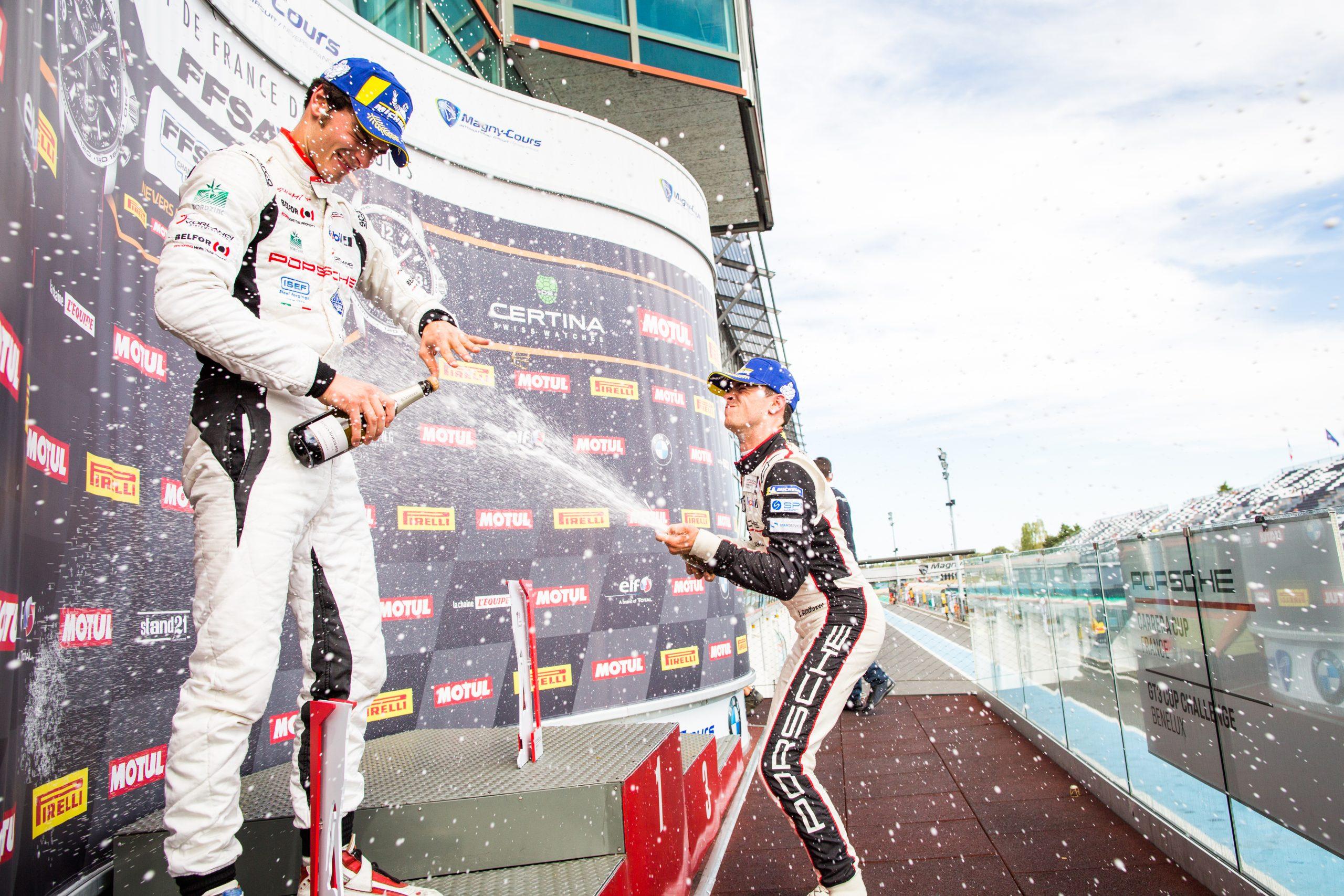 Porsche Carrera Cup France 2018