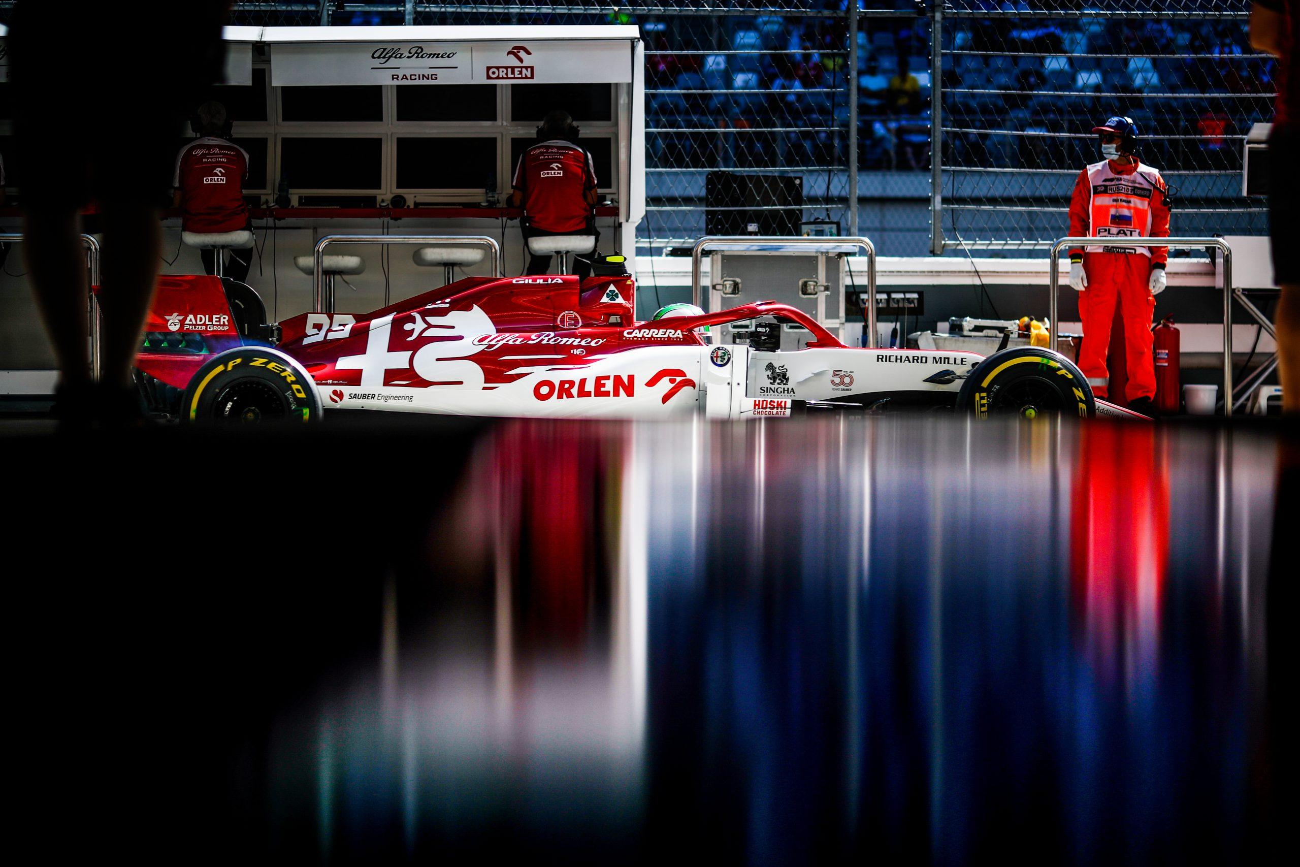 F1 – RUSSIAN GRAND PRIX 2020