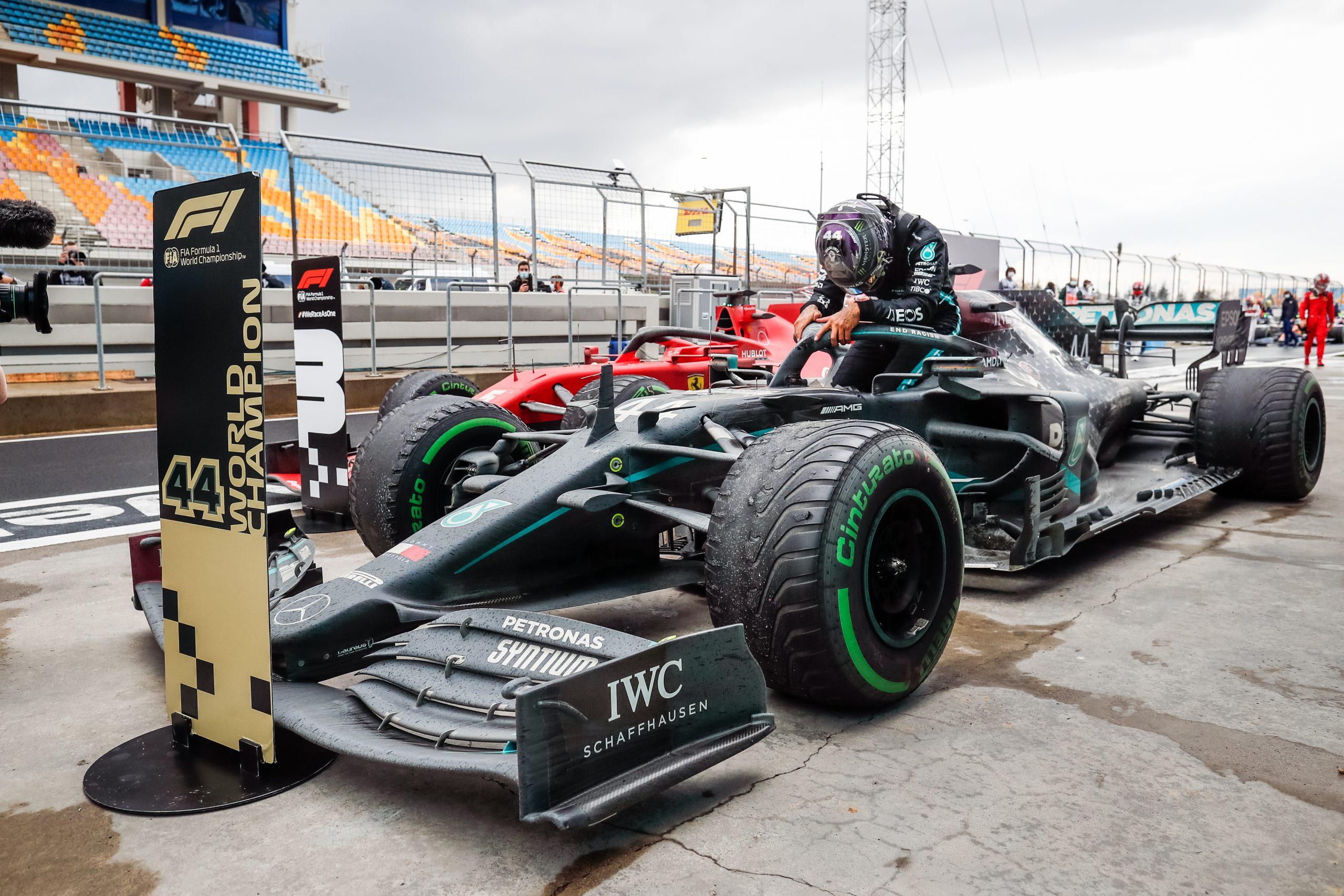 F1 – TURKISH GRAND PRIX 2020 – RACE