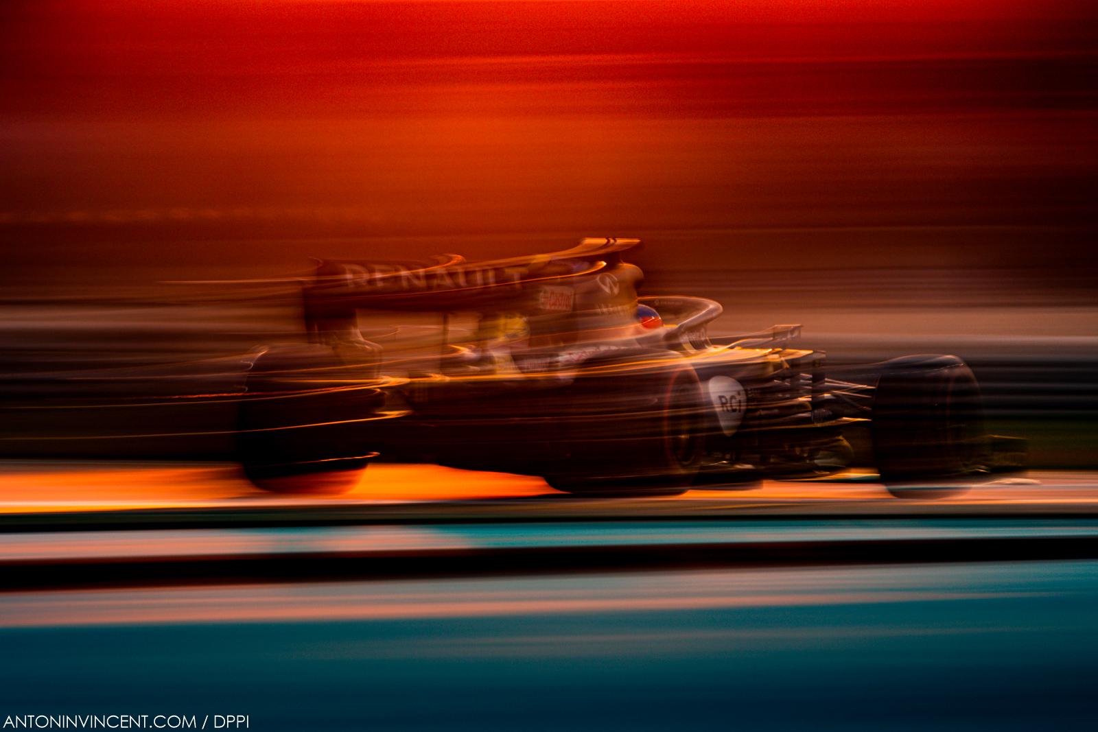 during the Formula 1 Abu Dhabi Rookie Test 2020, on December 15, 2020 on the Yas Marina Circuit, in Abu Dhabi - Photo Antonin Vincent / DPPI