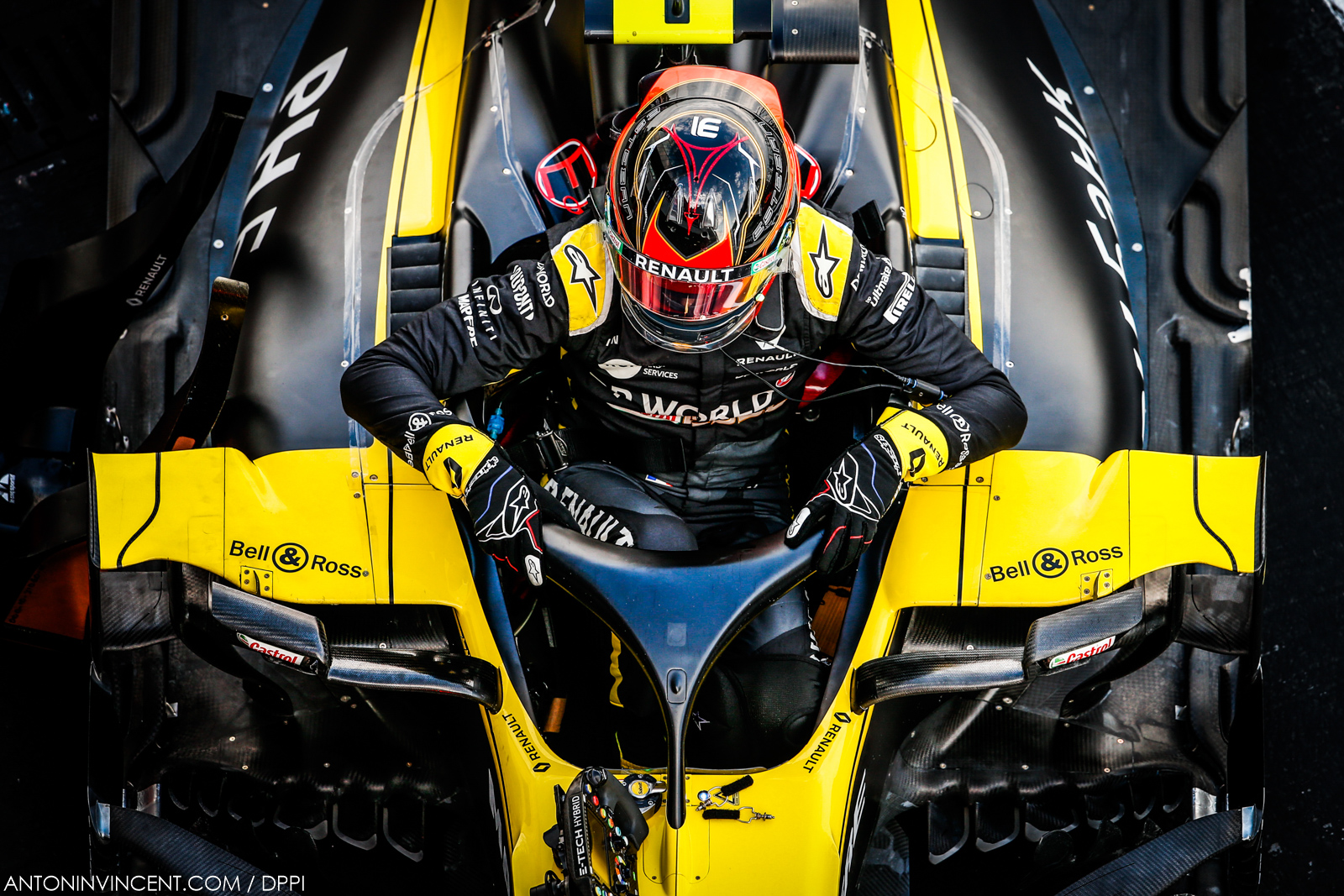 OCON Esteban (fra), Renault F1 Team RS20, portrait during the Formula 1 VTB Russian Grand Prix 2020, from September 25 to 27, 2020 on the Sochi Autodrom, in Sochi, Russia - Photo Antonin Vincent / DPPI